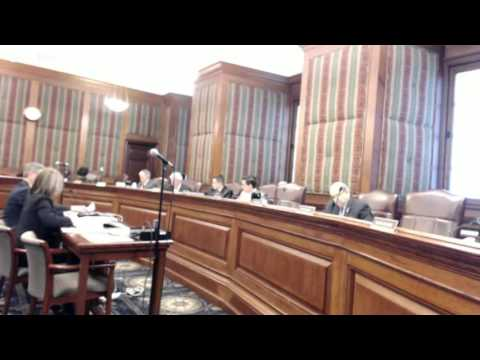 3-1-16 Appropriations Committee Hearing