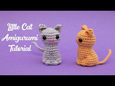 Amigurumi Cat Family | Toma Creations | 360x480