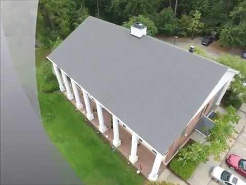 Restoration Park West Monroe Louisiana Drone Footage