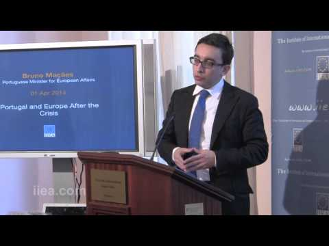 Bruno Maçães - 02 April 2014 - Portugal and Europe After the Crisis