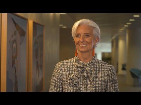 El FMI apoya la continuidad de Christine Lagarde