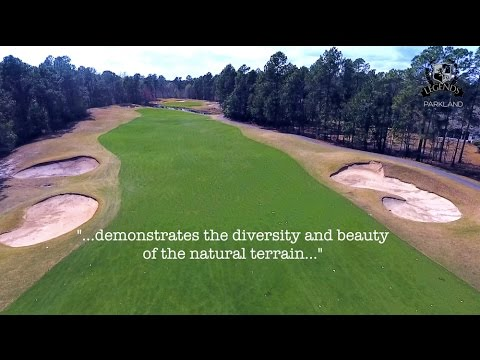 The Parkland Course At Legends Resort Hole 11 Spotlight By Myrtle Beach Golf Holiday