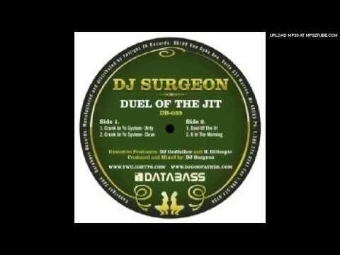 DJ Surgeon - 6 in the morning (Databass 059)