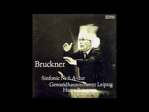 """Bruckner """"Symphony No 6"""" Heinz Bongartz"""
