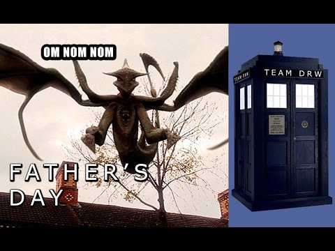 Father's Day | Team Drw Doctor Who review #4