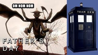 TeamDrw Doctor Who Review #4 Fathers Day