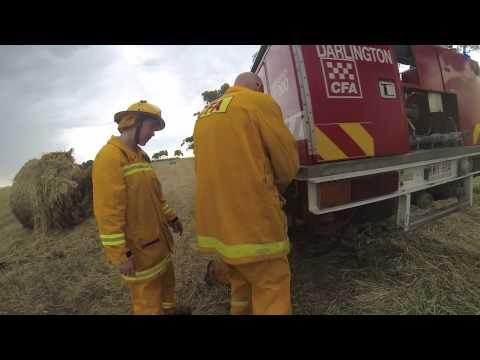 GoPro Hero 3: Fire Season in Victoria, Australia