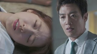 "Kim Rae-won, Shin-hye Park, who collapsed, looking at the ""death room"" ""The Doctors"" Doctors EP05"
