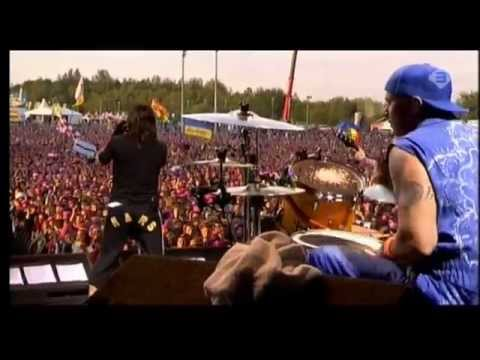Red Hot Chili Peppers Pinkpop 2006 Full concert (remastered)