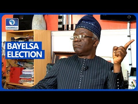 Falana Says Supreme Court Is Wrong, Lacks Jurisdiction