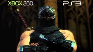 Ninja Gaiden III PS3 vs 360 comparison video