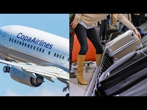 INFORMACIÓN DE EQUIPAJES EN VUELOS CON COPA AIR LINES │¿Cuantas MALETAS Puedo Llevar ? │By Caribeño