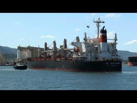 CSL Melbourne 2013.10.26 (Port Kembla Shipping)