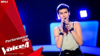 The Voice Thailand - ปอปี้ - Hot and cold - 20 Sep 2015