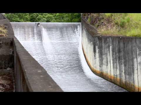 dam slide
