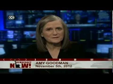 Democracy Now! National and Global News Headlines for Monday, November 5