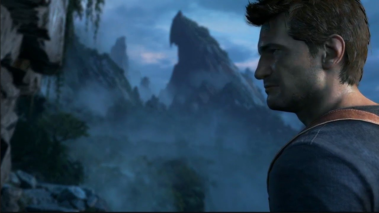 uncharted 4 a thief s end gameplay trailer psx 2014 youtube