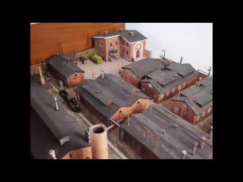 How To Make Cheap HO Scale Models, Dioramas And Accessories