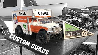 The Best RC Car Swap Meet To Date! Amazing RC Cars