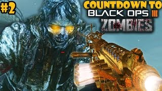 Countdown to Black Ops 3 ZOMBIES - EASTER EGG on CALL OF THE DEAD FINALE! (Black Ops 1 Zombies)