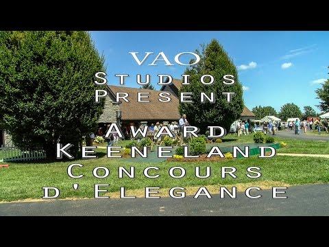 Award Keeneland Concours d'Elegance