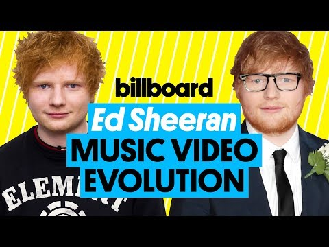 The Mayor Pete Kennedy - Watch Ed Sheeran evolve from scrawny kid to pop star