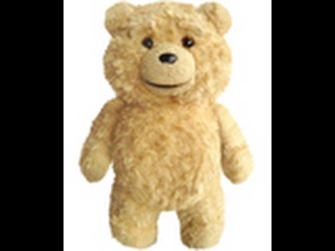 Ted Best Buy Exclusive Bear And BluRay Unboxing