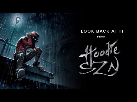 A Boogie Wit Da Hoodie - Look Back At It [Audio Only] (1 Hour Version)