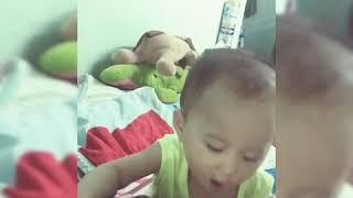 (NHẬT KÝ SAM SAM) Hậu Thôi Nôi Sam Sam (Mẫn Nhi) - 15/12/2018