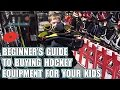Beginner's Guide to Buying Hockey Equipment for Your Kids