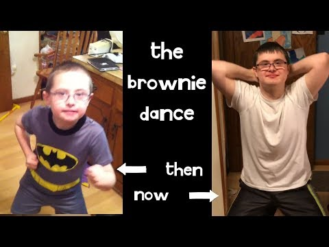 The Brownie Dance  |  The Gifted Bean