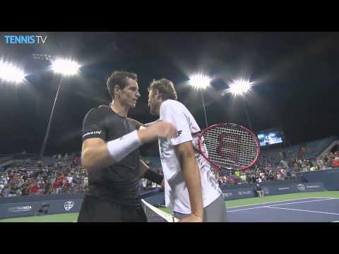 2015 Western & Southern Open Cincinnati - ATP Wednesday Highlights