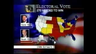 2000 Presidential Election Bush vs. Gore Part 8