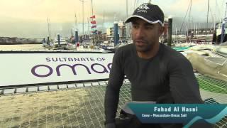 القارب مسندم ينطلق-الإبحار حول بريطانيا وإيرلندا Musandam starts Sevenstar Round Britain and Ireland
