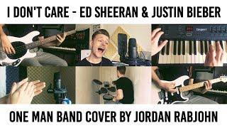 I Don 39 T Care Ed Sheeran Justin Bieber One man band cover by Jordan Rabjohn.mp3