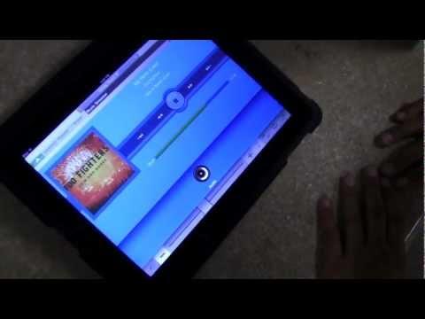 vNet Control iPad Application from Colorado vNet