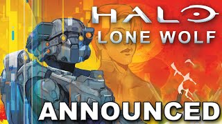 Halo: Lone Wolf – Linda-058 Comic Announced