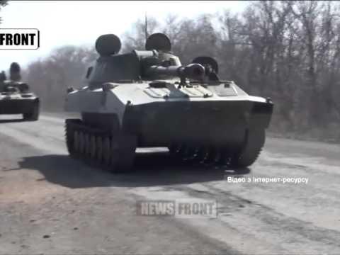 Боевики обстреляли Азов из гранатомета