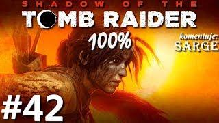 Zagrajmy w Shadow of the Tomb Raider PL (100%) odc. 42 - Biblioteka w San Juan