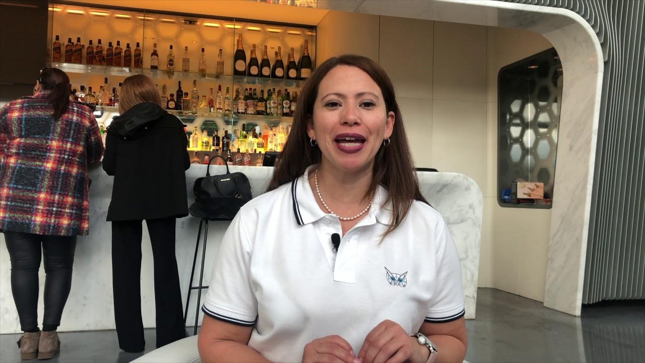 Carolina Fagundez la community manager de Kuailian