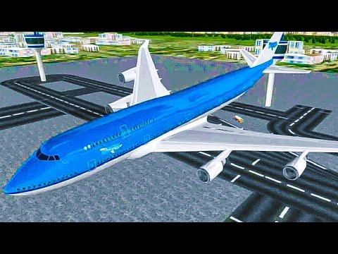 Aeroplane Fly Plane:Flight Simulator 3D Game