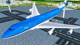 Aeroplane Fly PlaneFlight Simulator 3D Game