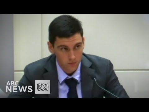 Dylan Voller reads personal statement to NT youth detention royal commission
