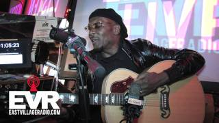"Jimmy Cliff - ""You Can Get It If You Really Want"" Live on EVR"