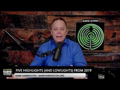 5 Top Stories of 2019   The Mark Harrington Show   1-2-20