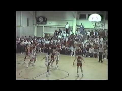 Mount View Mustangs vs Dexter Tigers at Mt. View Feb 3 1987