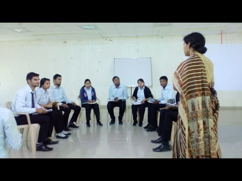"""Group Discussion On """"Impact Of Movies On Youth"""" At Aurora's PG College"""