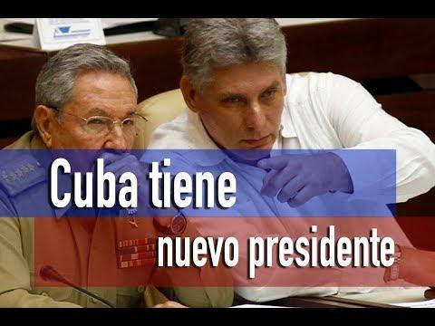 Noticias de Ultima Hora - Miguel Díaz Canel nuevo presidente de Cuba