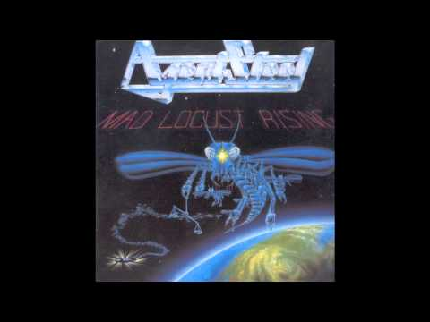 Agent Steel - Mad Locust Rising [Full EP]