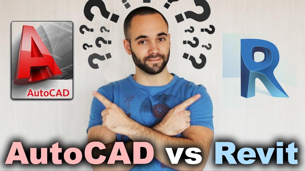 AutoCAD VS Revit - Why is everyone turning to Revit?